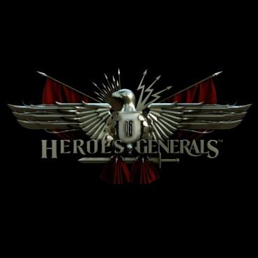 Heroes & Generals Font