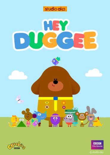 Hey Duggee Font