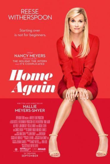 Home Again (film) Font
