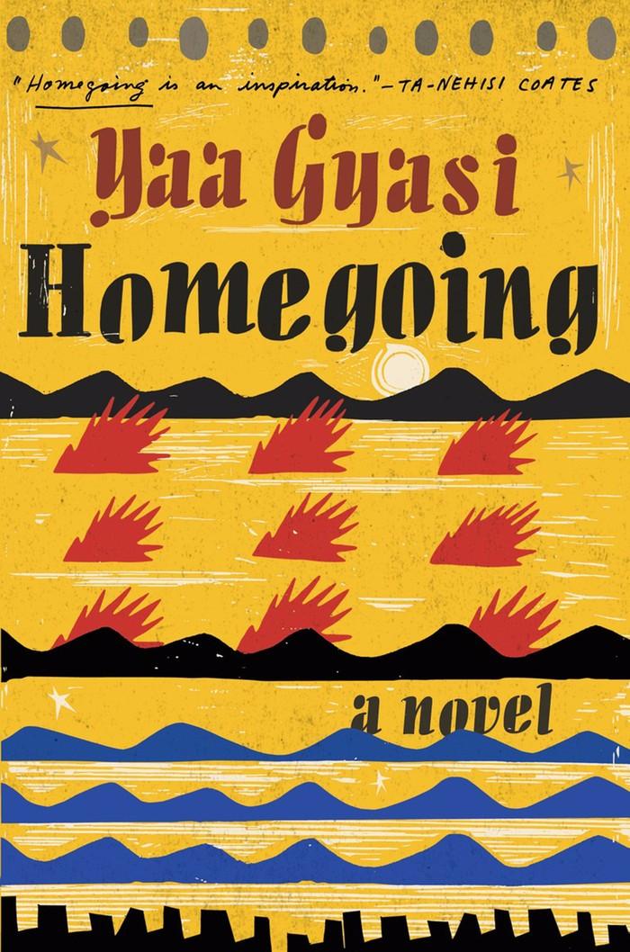 homegoing by yaa gyasi font