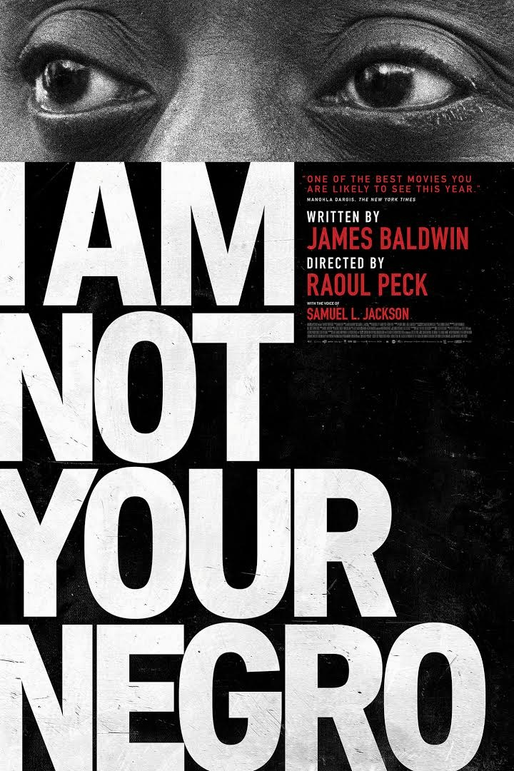 i am not your negro font