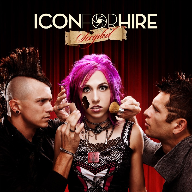 icon for hire 2011 album