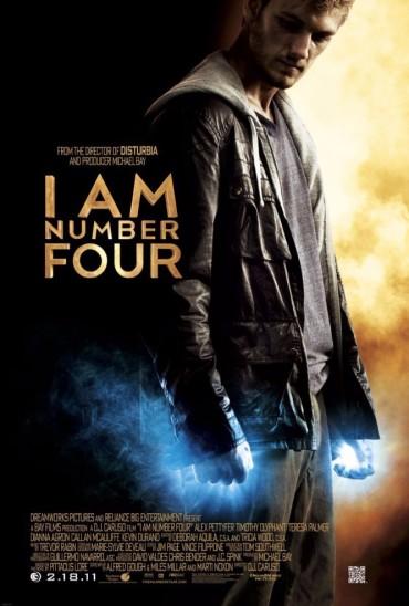 I Am Number Four Font