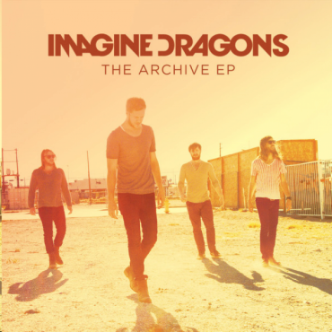 Imagine Dragons Font