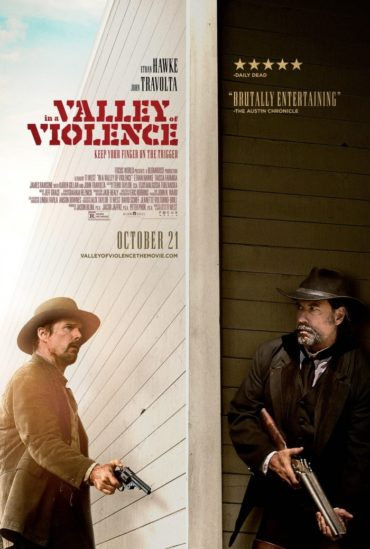 In a Valley of Violence Font