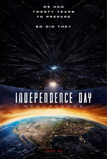 Independence Day Resurgence Font