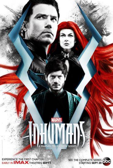 Marvel's Inhumans Font