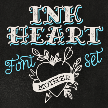 Inkheart – Handmade Font by Fenotype