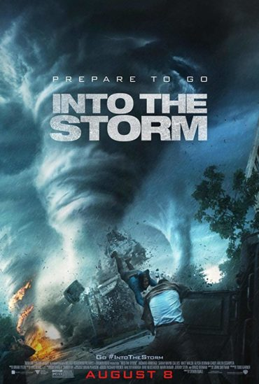 Into the Storm Font
