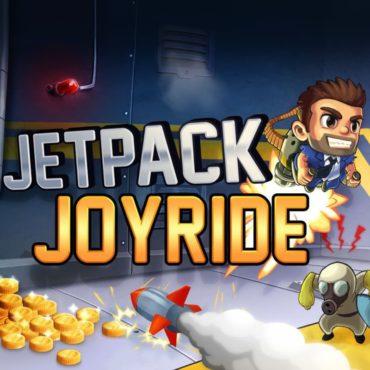 Jetpack Joyride Font