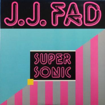 Supersonic (J.J. Fad) Font