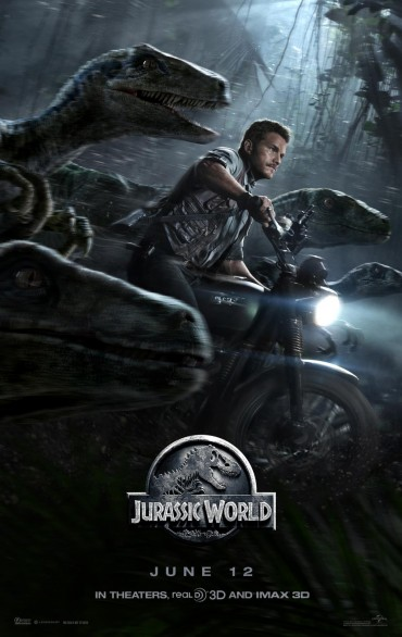 Fuente de Jurassic World