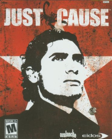 Just Cause (video game) Font