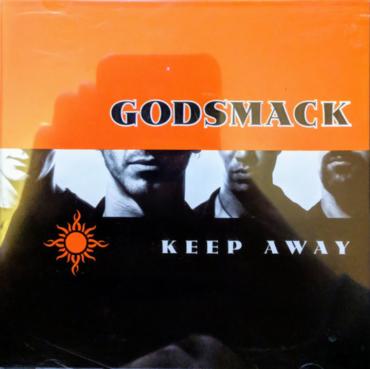 Keep Away (Godsmack) Font