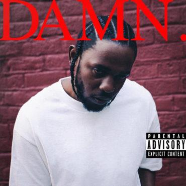 Damn (Kendrick Lamar) Font