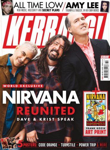 Kerrang Font