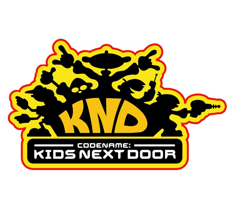 kids next door logo font