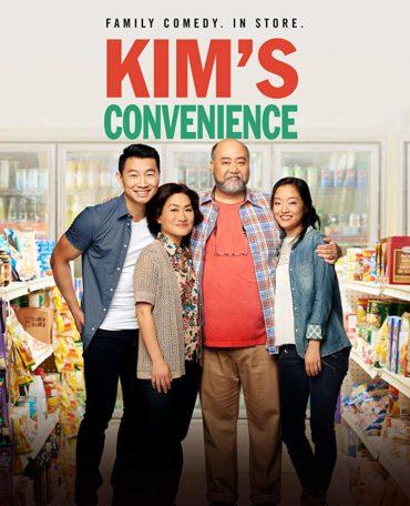 Kim's Convenience Font