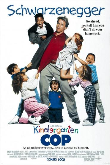 Kindergarten Cop Font