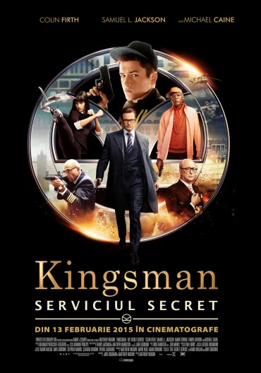 Kingsman The Secret Service Font