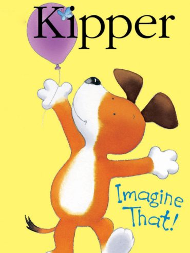 Kipper (TV series) Font