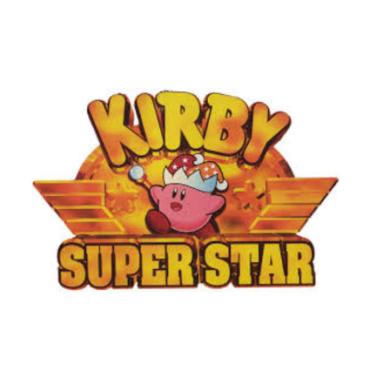 Kirby Super Star Font