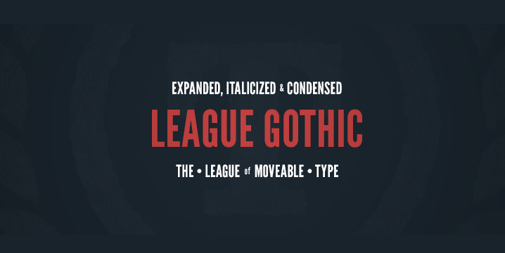 league-gothic-font