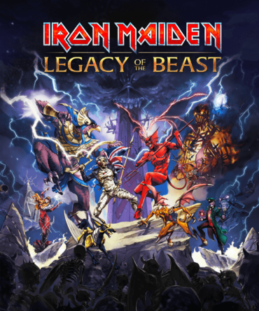 Legacy of the Beast Font