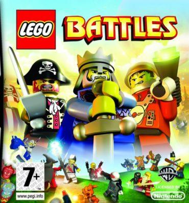 Lego Battles Font