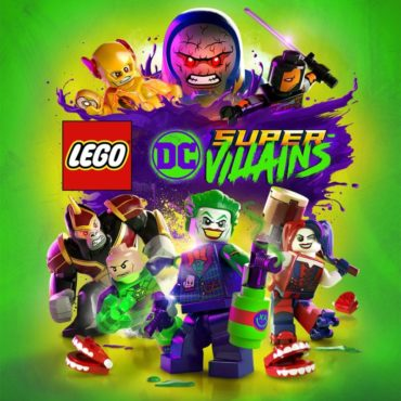 Lego DC Super-Villains Font