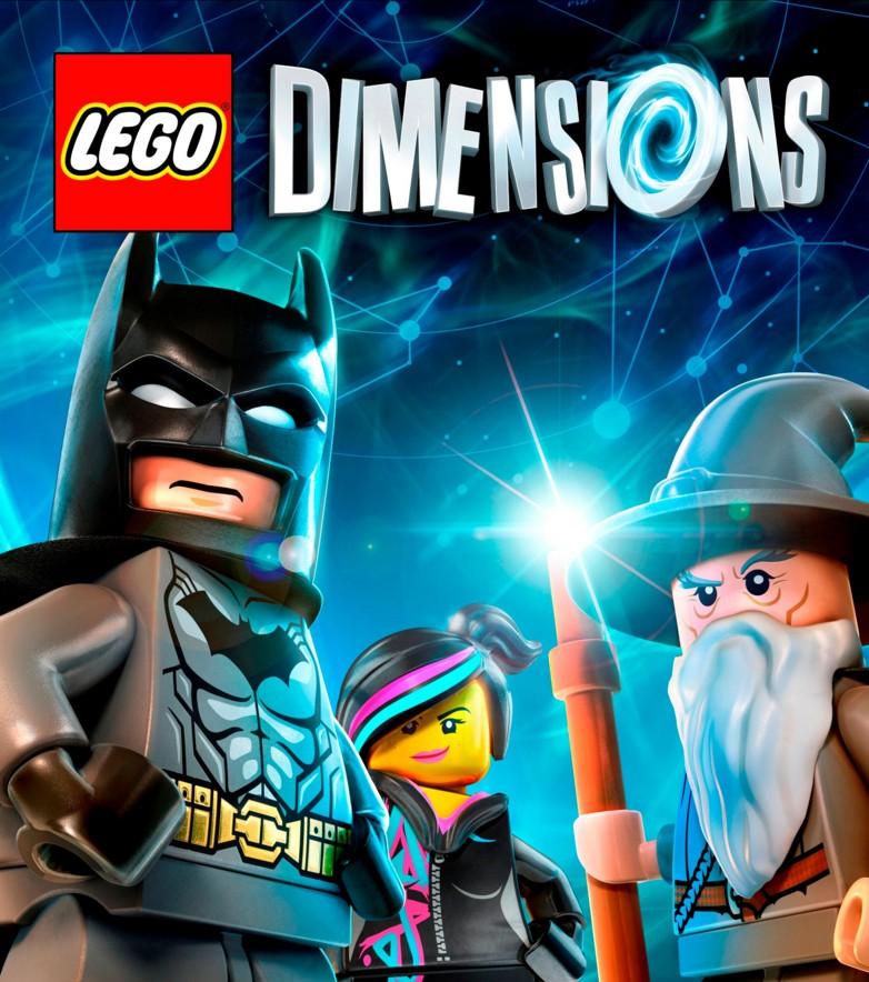 lego dimensions font