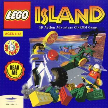 Lego Island Font