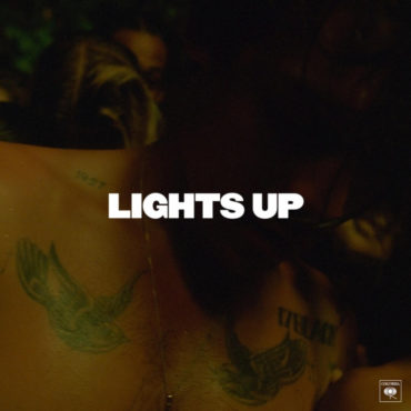 Lights Up Font