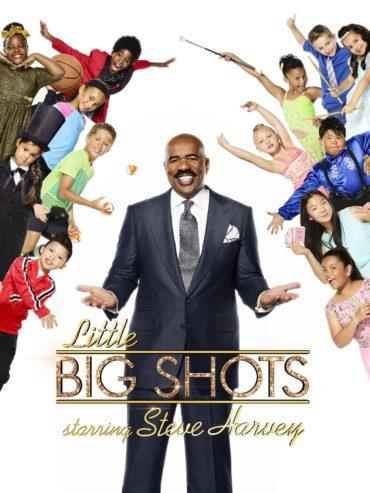Little Big Shots Font