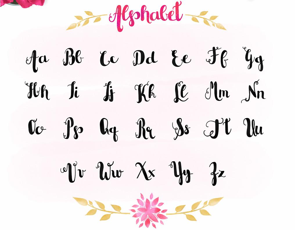 little cutie font 2