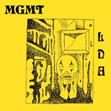 Little Dark Age (MGMT) FONT