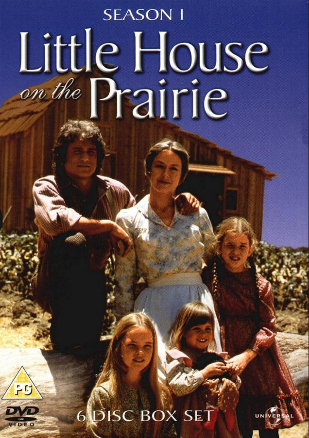 little house prairie font
