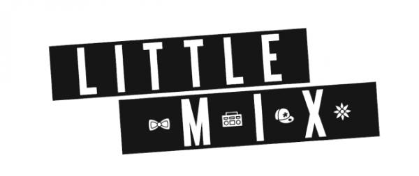 Little Mix Logo Font