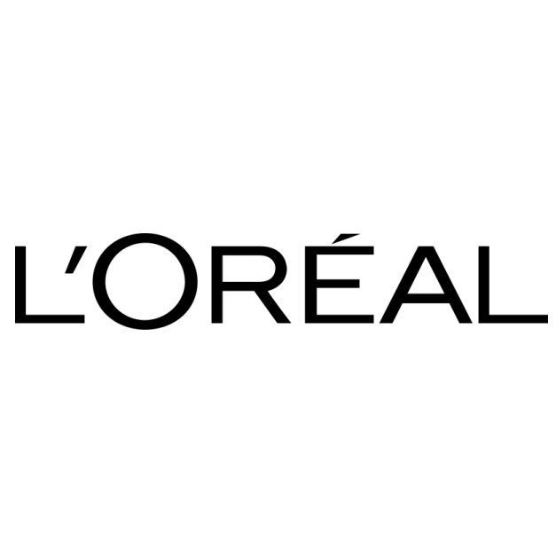 loreal logo font