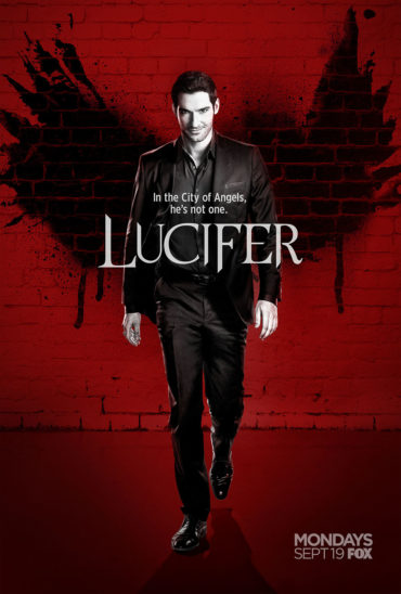Lucifer (TV series) Font