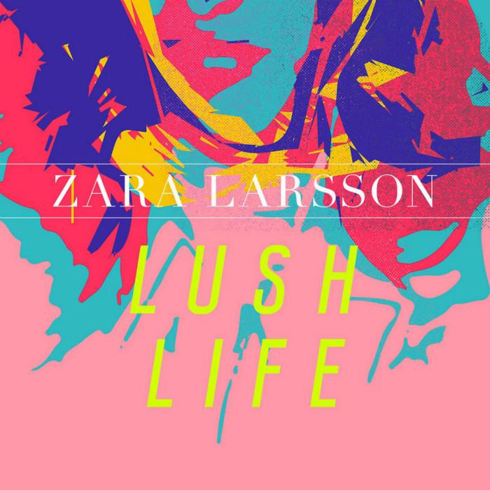 lush life single font
