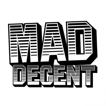 Mad Decent Font