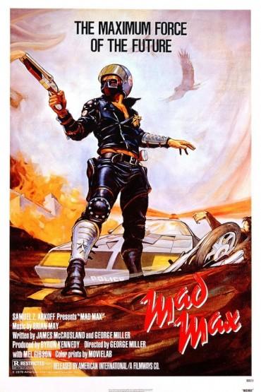 Mad Max Font