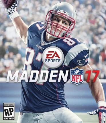 Madden NFL 17 Font