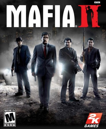Mafia (video game) Font
