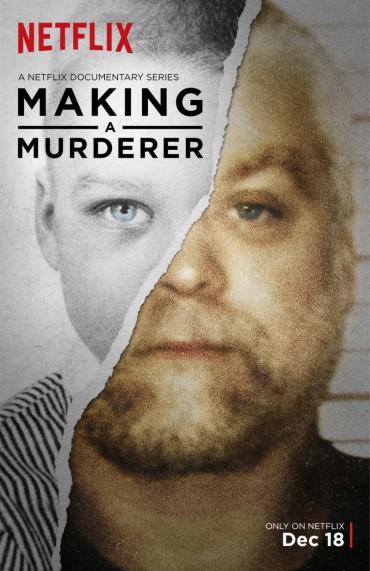 Making A Murder Font