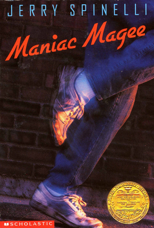 maniac magee font_m