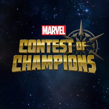 Marvel Contest of Champions Font