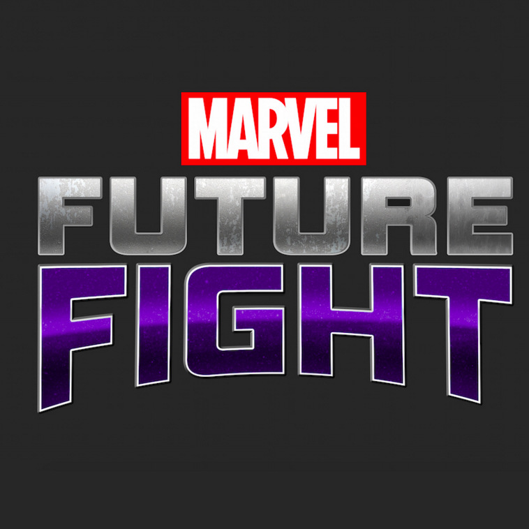 marvel future fight game logo font_m