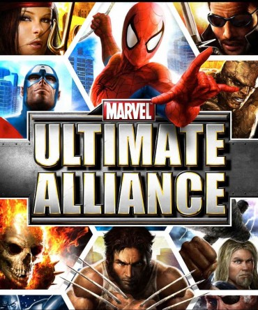 Marvel: Ultimate Alliance Font